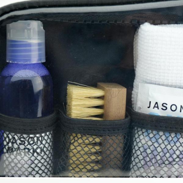 ジェイソンマーク トラベル シュークリーニングキット JASON MARKK TRAVEL SHOE CLEANING KIT スニーカーケア 汚れ落とし 靴磨き スニーカークリーナー|shop-kandj|04