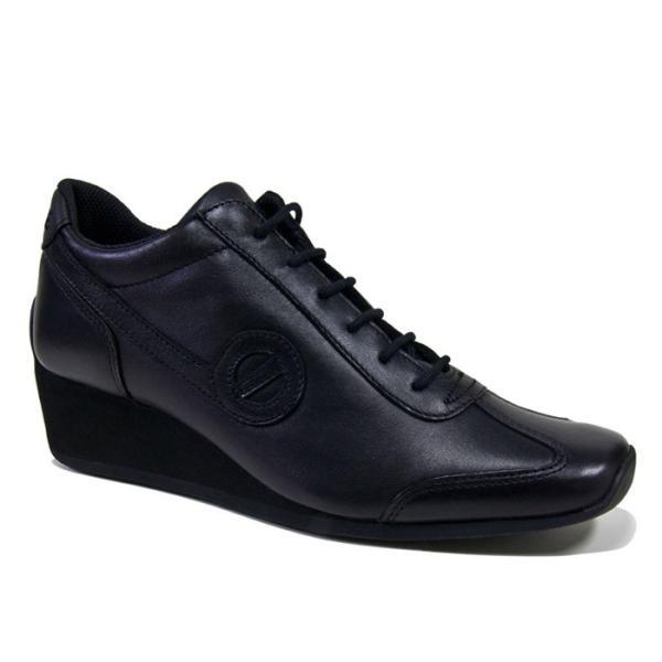 ノーネーム ヨーコ 定番 厚底 スニーカー レディース レザー 黒 ブラック 白 ホワイト BLACK WHITE 婦人靴 NO NAME YOKO JOGGER YOKO-00151 shop-kandj 02