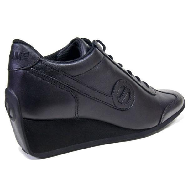 ノーネーム ヨーコ 定番 厚底 スニーカー レディース レザー 黒 ブラック 白 ホワイト BLACK WHITE 婦人靴 NO NAME YOKO JOGGER YOKO-00151 shop-kandj 03