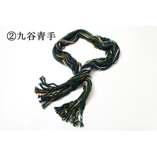 襟巻工場の紐襟巻|shop-kinkodo|05