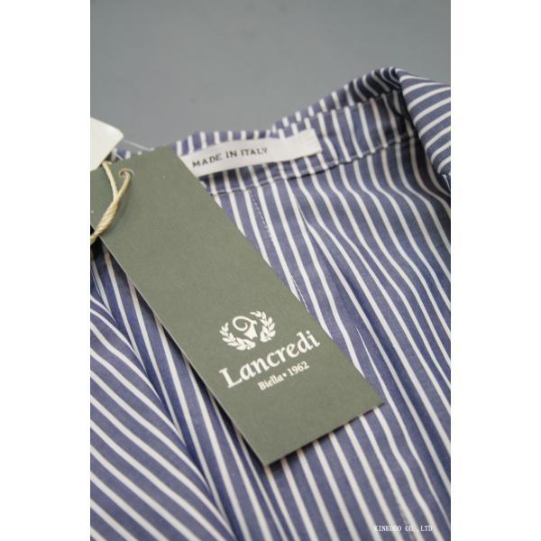 LancrediのイタリアMONTI社のシャツ生地を使ったジャケット。|shop-kinkodo|09