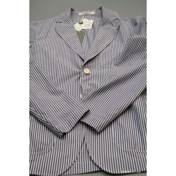 LancrediのイタリアMONTI社のシャツ生地を使ったジャケット。|shop-kinkodo|11