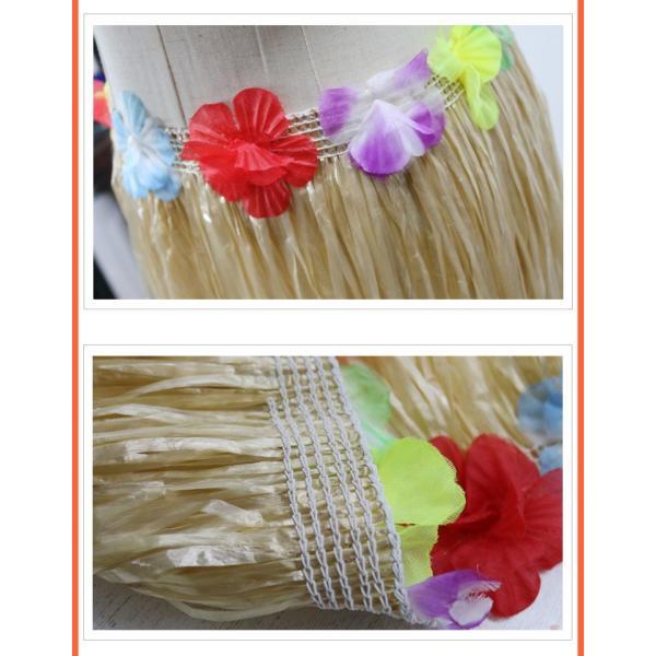 モアナと伝説の海  モアナ コスプレ モアナ 衣装 モアナ コスチューム テ・フィティの心,花飾り,簡易バック付き 大人 子供用 kids600※ 納期2〜4週間一から製作|shop-kiyutaya|04