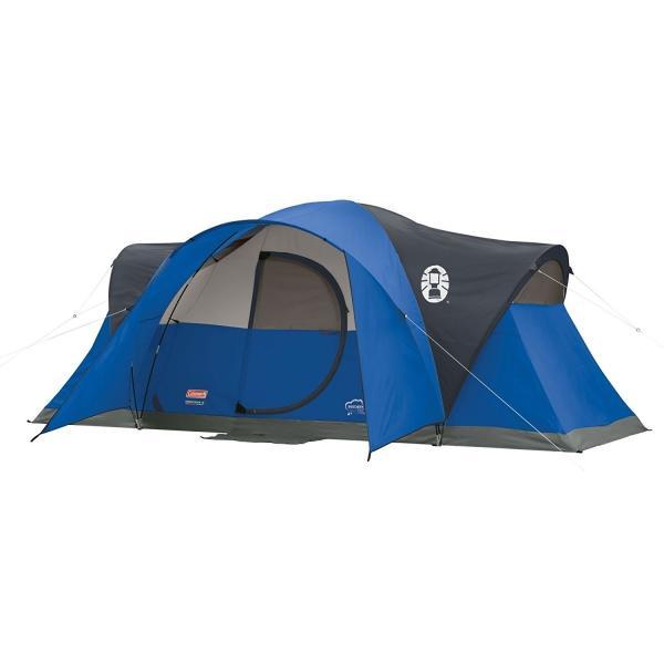 コールマン モンタナテント8人用 ブルー Coleman Montana 8-Person Tent 並行輸入品|shop-m-haot