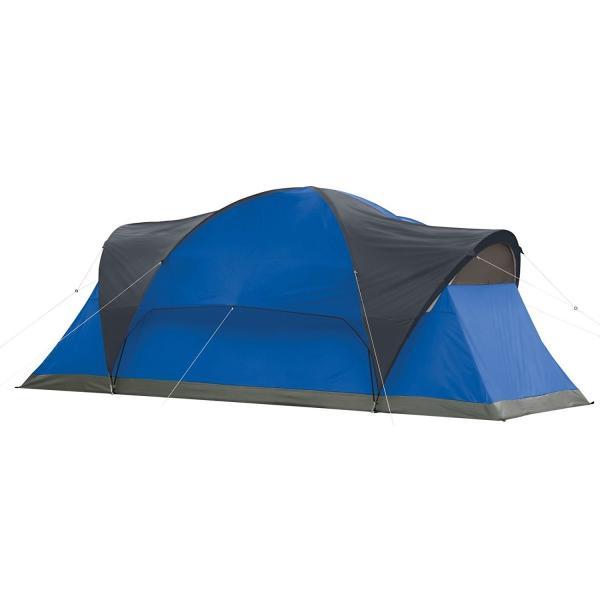 コールマン モンタナテント8人用 ブルー Coleman Montana 8-Person Tent 並行輸入品|shop-m-haot|02
