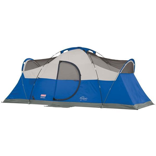 コールマン モンタナテント8人用 ブルー Coleman Montana 8-Person Tent 並行輸入品|shop-m-haot|03