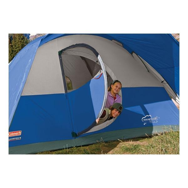 コールマン モンタナテント8人用 ブルー Coleman Montana 8-Person Tent 並行輸入品|shop-m-haot|04