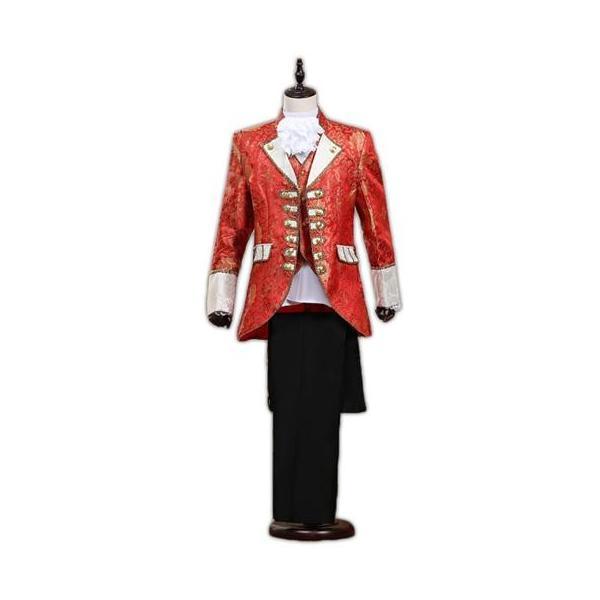 6c7c667284e2a ... 公爵 宮廷服ジャケット 舞台ステージ衣装演劇オペラ声楽 公爵様上着 舞台 ステージ ...