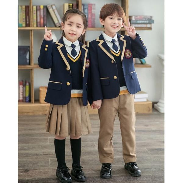 卒業式 スーツ 女の子 男の子 子供スーツ 制服 セットアップ 選べるセット フォーマルスーツ 七五三 結婚式 発表会 子供スーツ|shop-manten|04
