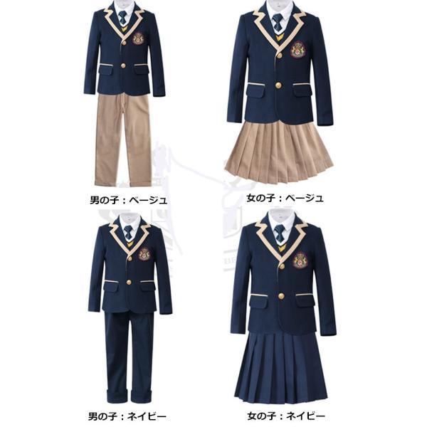 卒業式 スーツ 女の子 男の子 子供スーツ 制服 セットアップ 選べるセット フォーマルスーツ 七五三 結婚式 発表会 子供スーツ|shop-manten|07