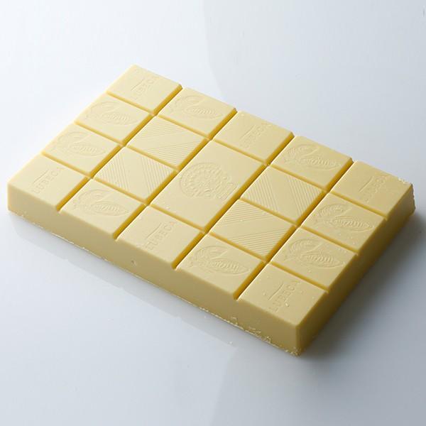 カカオ33% ホワイトチョコレート リューベッカ クーベルチュール ヴァイス ブロック 2.5kg|shop-marcato