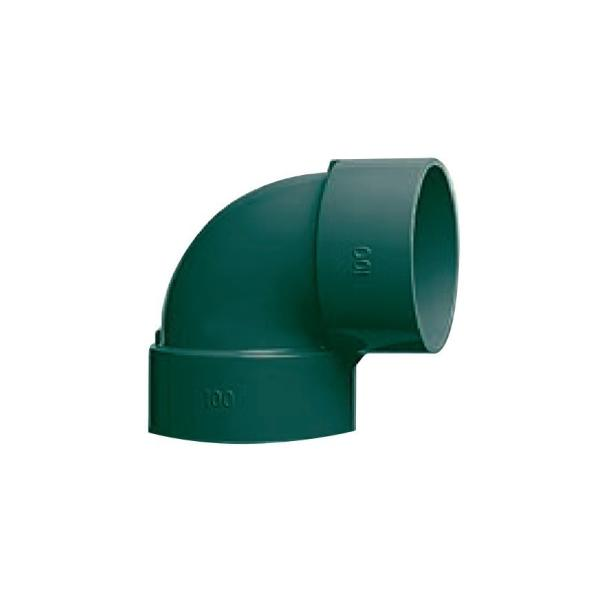 積水化学工業75耐火DV-DLFS-DVDLエルボ建物用耐火性硬質ポリ塩化ビニル管継手