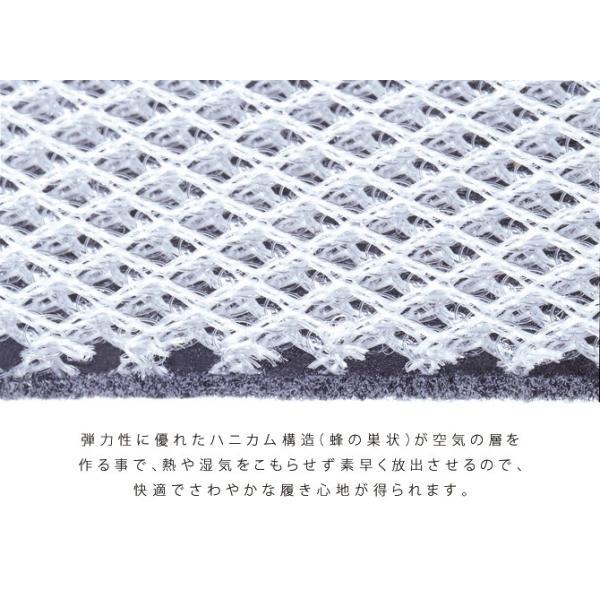 ミツウマ エース軽半タフ メンズ 作業用 長靴 特殊ゴム 屈曲 防水 梅雨 黒 ハーフ丈 雨靴|shop-mitsuuma|03