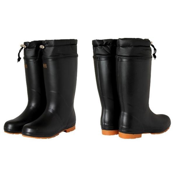 ミツウマ キープ長タフNo.5 メンズ 作業 長靴 軽量 丈夫 オールシーズン 庭 農業 ガーデニング 梅雨 防水 雨靴|shop-mitsuuma|06
