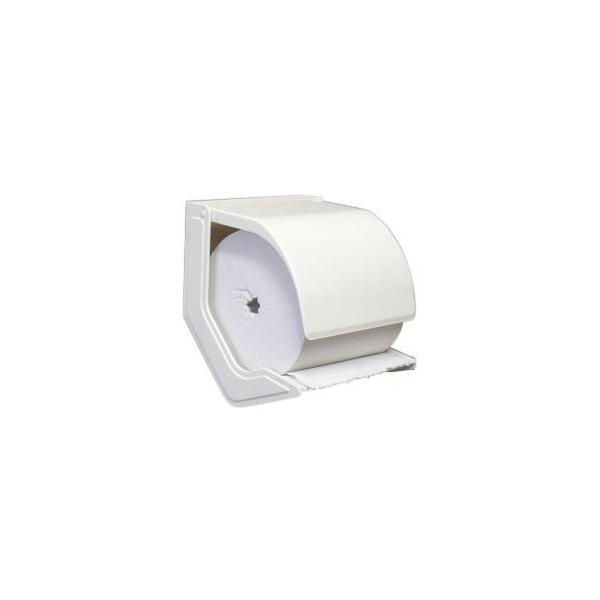 トイレットペーパー ホルダー シマブン ペーパーホルダー おくだけ マグネット取付タイプ PR-1B-S オフホワイト|shop-n