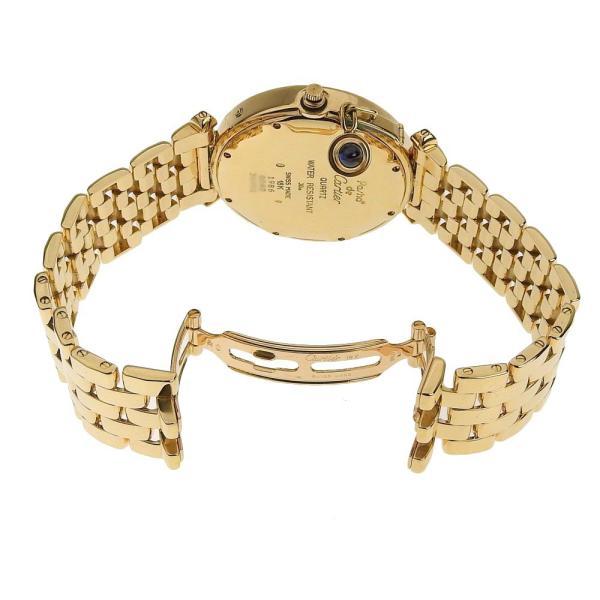 本物保証 超美品 カルティエ CARTIER パシャ38ミリ デイト ムーンフェイズ メンズ クォーツ 腕時計 K18YG|shop-takashimaya7|04