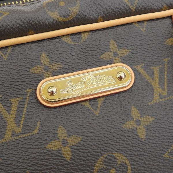 本物保証 美品 ルイヴィトン LOUIS VUITTON モノグラム モントルグイユPM トートバッグ M95565