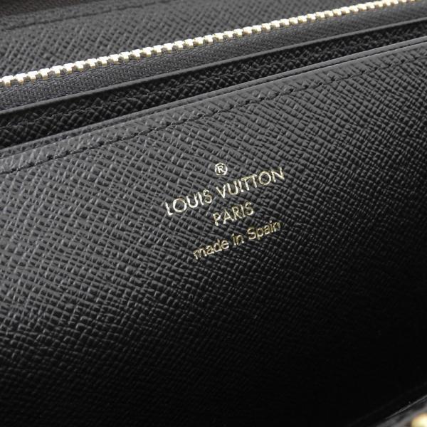 ルイ ヴィトン LOUIS VUITTON モノグラム ジャイアント ジッピーウォレット ラウンドファスナー長財布 茶 箱・布袋付 本物保証 超美品|shop-takashimaya7|06