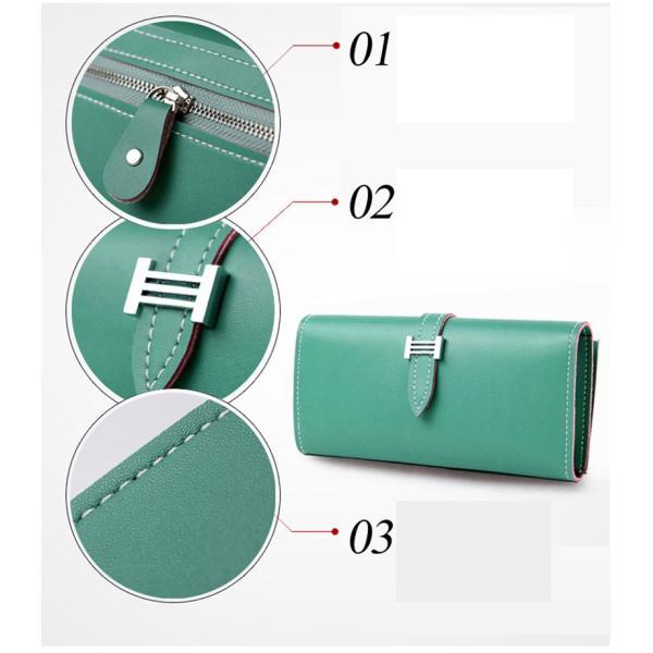 財布 長財布  99円で超特価 決算セール レディース  財布  ブランド 安い カードケース ウォレット サイフ 可愛い  1510DM shop-ybj 16