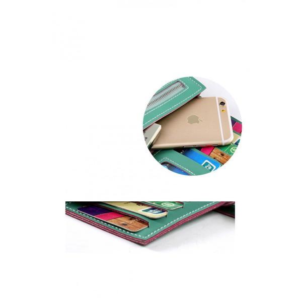 財布 長財布  99円で超特価 決算セール レディース  財布  ブランド 安い カードケース ウォレット サイフ 可愛い  1510DM shop-ybj 18