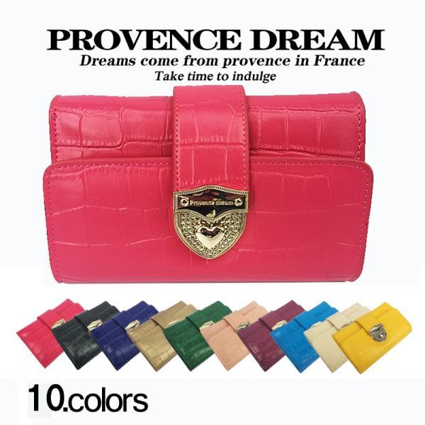 財布 2つ折り財布 レディース 二つ折り クロコダイル ミニ財布 ブランド  PD55 通|shop-ybj