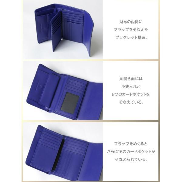 財布 2つ折り財布 レディース 二つ折り クロコダイル ミニ財布 ブランド  PD55 通|shop-ybj|13