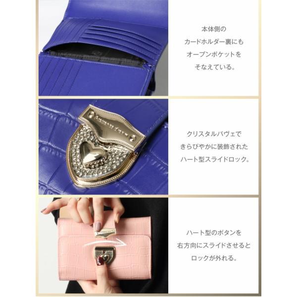 財布 2つ折り財布 レディース 二つ折り クロコダイル ミニ財布 ブランド  PD55 通|shop-ybj|15