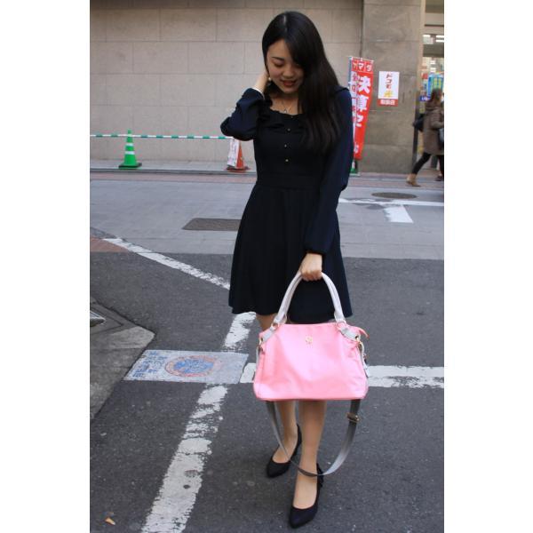 バッグ レディース  バッグ 2980円⇒1980円 期間限定 数量限定  2way バッグ 802 イタリア製布を使用 レディース ショルダーバッグ 2way 鞄 かばんbagブランドTK|shop-ybj|04