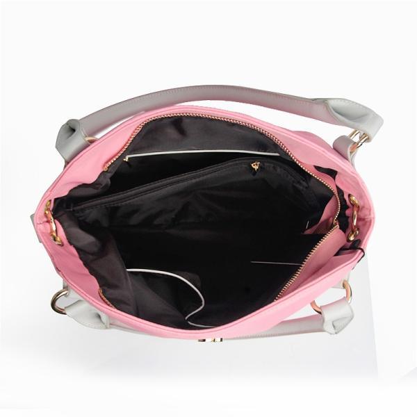 バッグ レディース  バッグ 2980円⇒1980円 期間限定 数量限定  2way バッグ 802 イタリア製布を使用 レディース ショルダーバッグ 2way 鞄 かばんbagブランドTK|shop-ybj|09