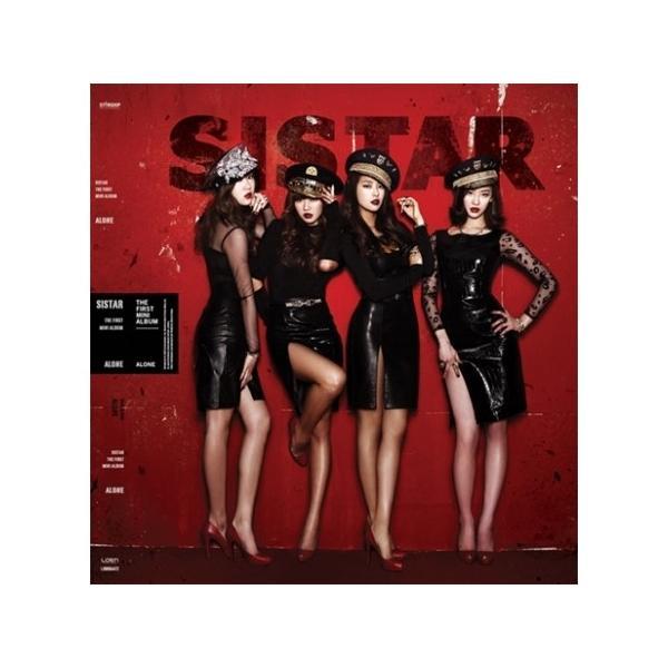 SISTAR - ALONE (1ND MINI ALBUM) SPECIAL EDITION|shop11