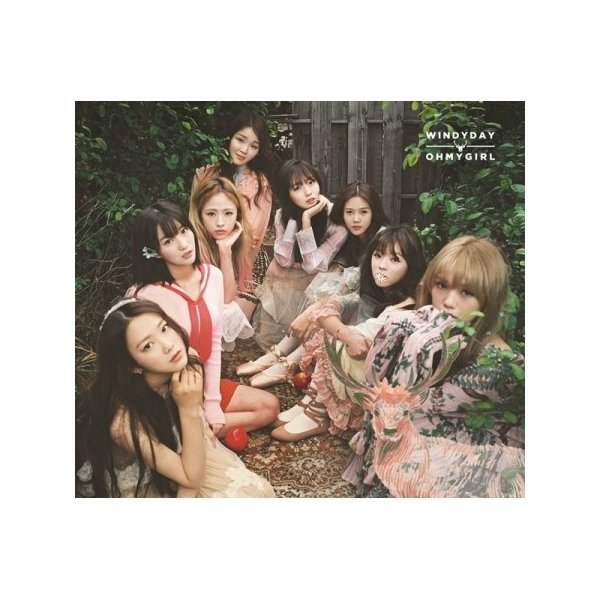OH MY GIRL - WINDY DAY 3RD MINI ALBUM REPACKAGE|shop11