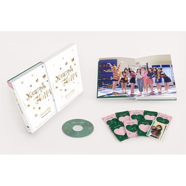 【限定版】TWICE MERRY&HAPPY MONOGRAPH Limited Edition トォワイス モノグラフ 限定版 【レビューで生写真5枚】【宅配便】|shop11