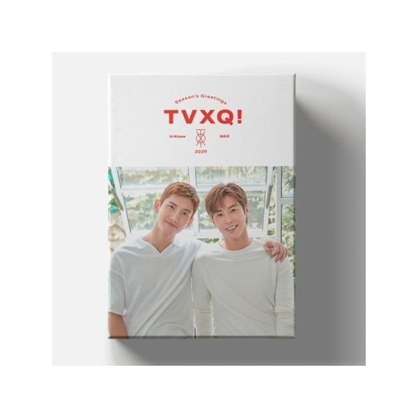 【2020年 カレンダー】【公式グッズ】東方神起 TVXQ! 2020 SEASON GREETING【レビューで生写真5枚|送料無料】|shop11