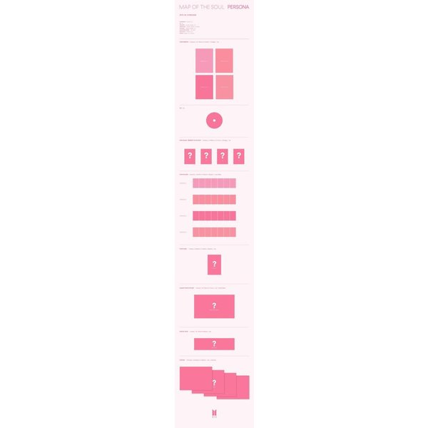 【4種セット|優先予約|全曲和訳】BTS MAP OF THE SOUL : PERSONA 防弾少年団 新 アルバム【先着ポスター丸め|レビューで生写真5枚|宅配便】|shop11|02