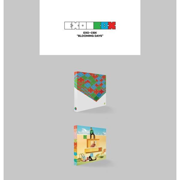【VER選択】【全曲和訳】EXO CBX BLOOMING DAYS 2ND MINI チェンベクシー 2集 ミニ アルバム【レビューで生写真5枚】【送料無料】|shop11|02