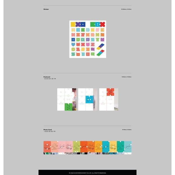 【VER選択】【全曲和訳】EXO CBX BLOOMING DAYS 2ND MINI チェンベクシー 2集 ミニ アルバム【レビューで生写真5枚】【送料無料】|shop11|05