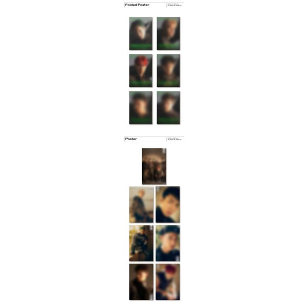 【CD 全曲和訳】EXO OBSESSION 6th ALBUM エクソー 正規 6集【先着ポスター丸め レビューで生写真5枚 宅配便】 shop11 04