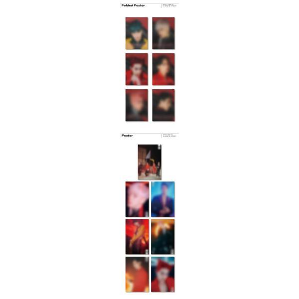 【CD 全曲和訳】EXO OBSESSION 6th ALBUM エクソー 正規 6集【先着ポスター丸め レビューで生写真5枚 宅配便】 shop11 08