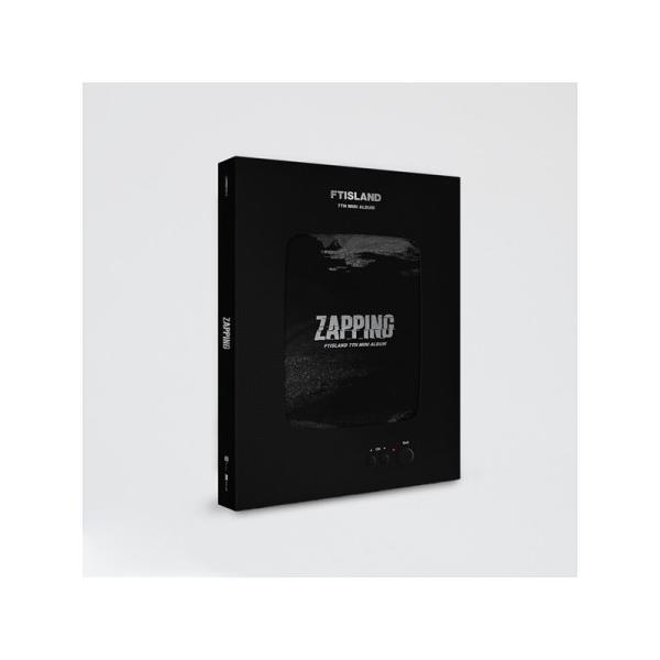 【CD 全曲和訳】FTISLAND ZAPPING 7TH MINI ALBUM FTアイランド 7集 ミニ【先着ポスター丸め レビューで生写真5枚 宅配便】 shop11