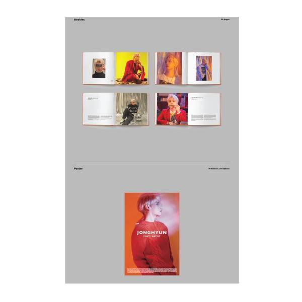 【全曲和訳】JONG HYUN POET ARTIST SHINEE ジョン ヒョン POET l ARTIST JONGHYUN ジョンヒョン【先着ポスター】【レビューで生写真5枚】【送料無料】|shop11|04