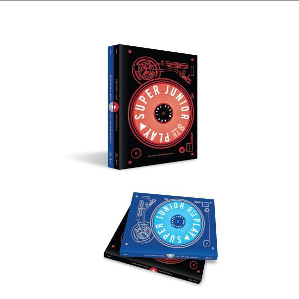 【VER】【全曲和訳】SUPER JUNIOR PLAY 8TH ALBUM スーパージュニア 正規 8集 アルバム プレイ【レビューで生写真5枚】|shop11|02