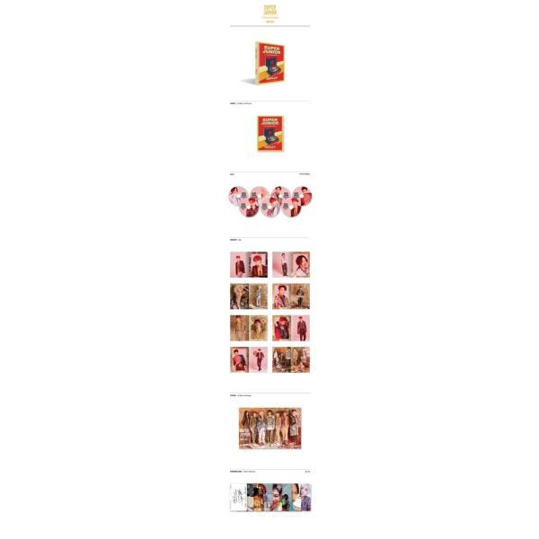 【一般版】【全曲和訳】SUPER JUNIOR 8TH Repackage REPLAY スーパージュニア 正規 8集 リパッケージ【先着ポスター】【レビューで生写真5枚】|shop11|02