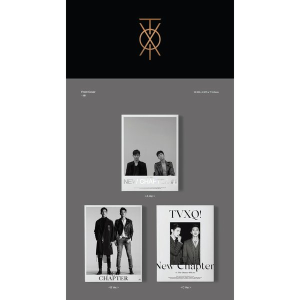 【VER選択】【全曲和訳】東方神起 TVXQ 8TH NEW CHAPTER #1 THE CHANCE OF LOVE 正規 8集【韓国盤】【レビューで生写真5枚】|shop11|02