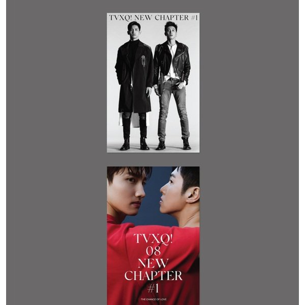 【VER選択】【全曲和訳】東方神起 TVXQ 8TH NEW CHAPTER #1 THE CHANCE OF LOVE 正規 8集【韓国盤】【レビューで生写真5枚】|shop11|05