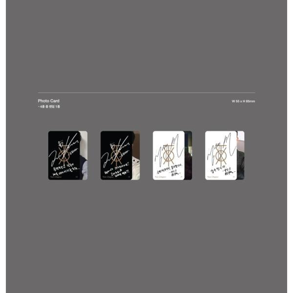 【全曲和訳】東方神起 TVXQ 8TH NEW CHAPTER #1 THE CHANCE OF LOVE 正規 8集【韓国盤】【レビューで生写真5枚】|shop11|06
