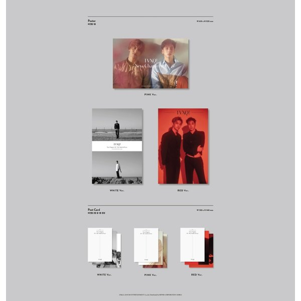 【全曲和訳】TVXQ New Chapter #2 The Truth of Love Special 東方神起 15周年 記念 スペシャル【先着ポスター丸め|レビューで生写真5枚|宅配便】|shop11|03