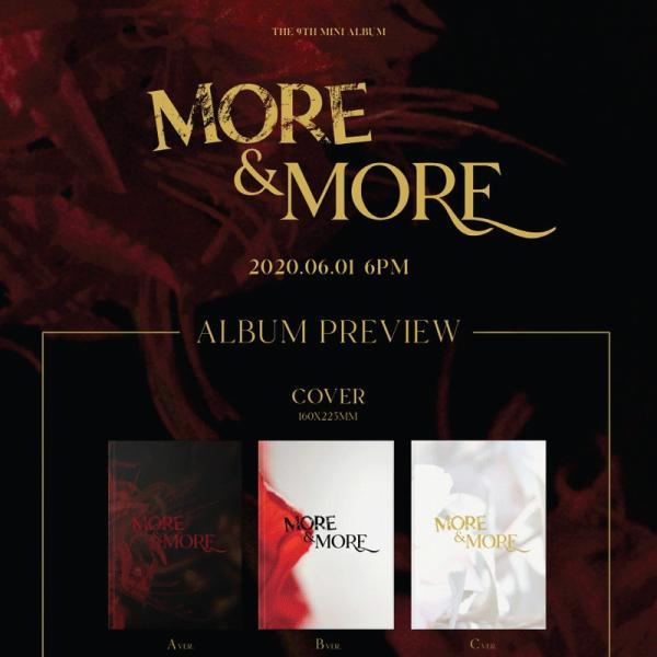 初回トレカ有【全曲和訳】TWICE MORE & MORE 9TH MINI ALBUM ツワイス 9集 ミニ【先着ポスター|レビューで生写真5枚|送料無料】|shop11