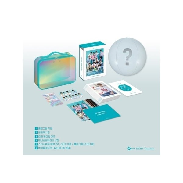 【DVD】【1,3】WANNA ONE X SUMMER PACKAGE ワナワン サマー パッケージ【レビューで生写真5枚】【宅配便】|shop11
