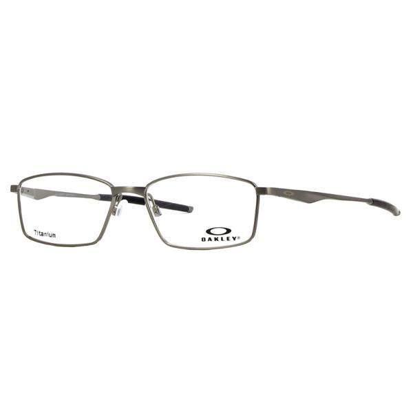 オークリー 正規品 OAKLAY LIMIT SWITCH リミットスウィッチ チタン サテンブラッシュドクローム OX5121-0355 メンズ メガネフレーム