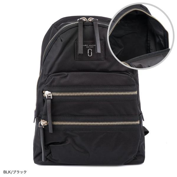 MARC JACOBS マークジェイコブス バックパック Nylon Biker Backpack M0012700 レディース リュックサック 全2色 ブラック ミッドナイトブルー